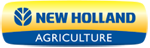 New Holland Agricultural equipment sold by Carl F. Statz and Sons in Wisconsin including tractors, balers, combines cutters and rakes.